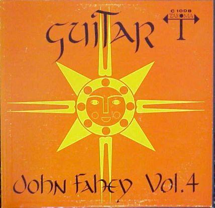 John Fahey - Vol. 4