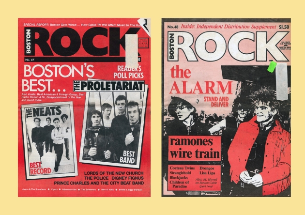 Boston Rock