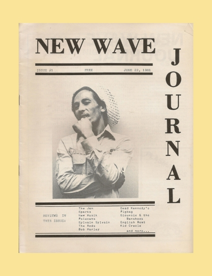 New Wave Journal