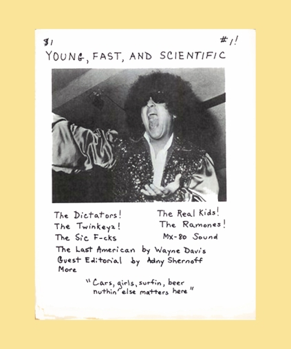 Young Fast and Scientific